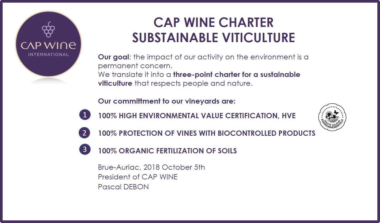 Substainable Viticulture Charter